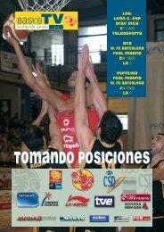 TOMANDO POSICIONES - Federación Española de Baloncesto