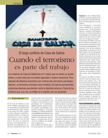 Cuando el terrorismo - Sindicato Médico del Uruguay