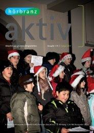 Aktuelles aus unserem Ortsgeschehen Ausgabe 174 | Januar 2011