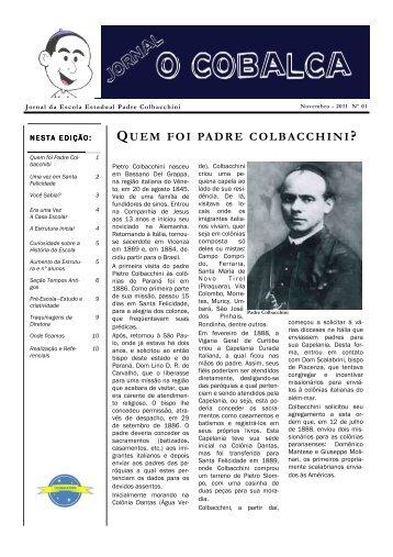 Jornal O Cobalca - Universidade Tuiuti do Paraná