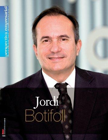 D. Jordi Botifoll - Revista DINTEL Alta Dirección