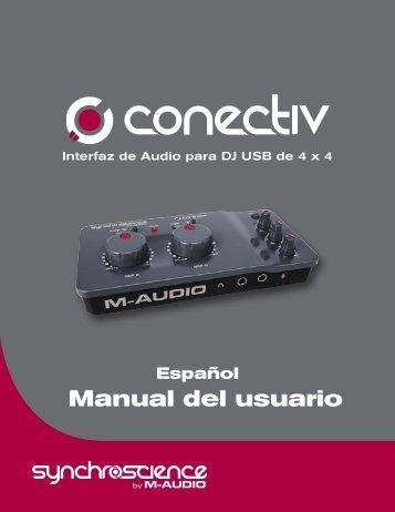 Manual del usuario • Español - M-Audio