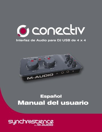 Manual del usuario • Español - M-Audio