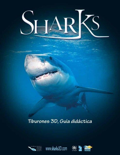 parásitos en la boca de los tiburones