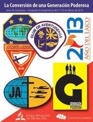 Sermones- Campaña Evangelistica - Iglesia Adventista Agape