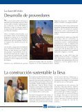 Presidenta Bachelet, lanza programa para ... - Gerdau AZA - Page 4