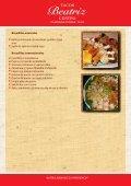 Lista de bocadillos mexicanos Cuernitos c/ jamón ... - Tacos Beatriz - Page 3