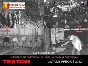 Diapositiva 1 - Kezver Chile