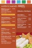 menú - Restaurante Arroyo. - Page 3