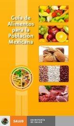 Guía de Alimentos - en Sobrepeso y Obesidad