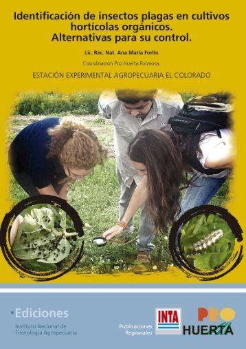 Identificación de Insectos Plagas en Cultivos Hortícolas ... - INTA