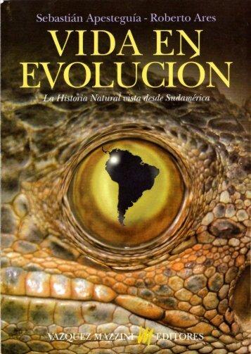 Vida en Evolucion - Sebastián Apesteguía