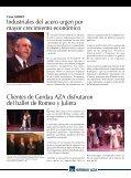 Premiada por uso eficiente de energía Premiada por ... - Gerdau AZA - Page 7