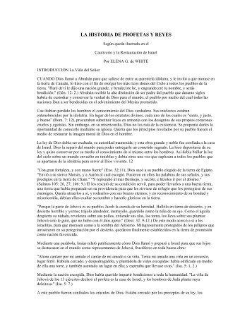 LA HISTORIA DE PROFETAS Y REYES - The Bible Project