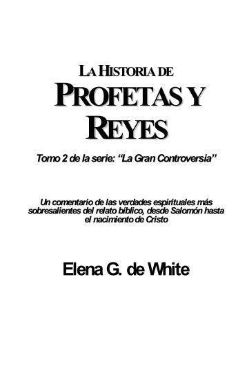 Historia de Profetas y Reyes - INFONOM