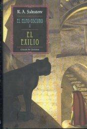 Salvatore, R A – El Elfo Oscuro 2