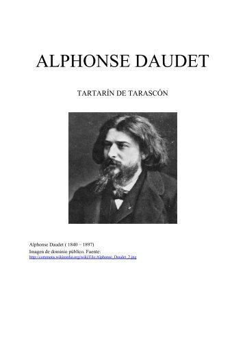 Tartarín de Tarascón - Integrar