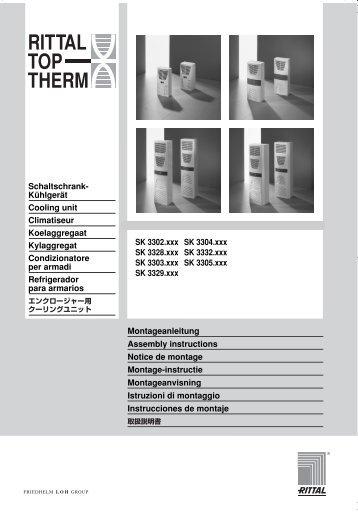 Montageanleitung/Bedienungsanleitung / Assembly instruction ...
