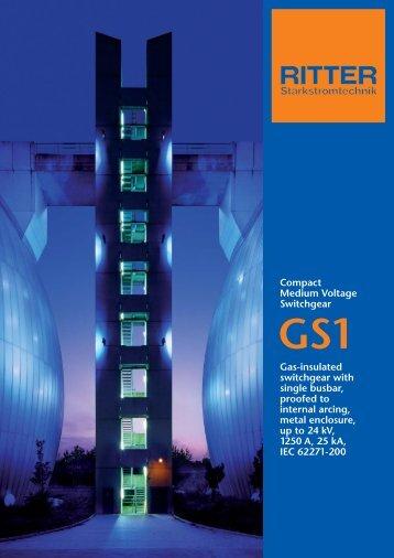 GS1 deutsch englisch.indd - RITTER Starkstromtechnik