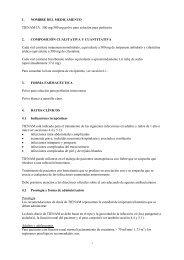 1. NOMBRE DEL MEDICAMENTO TIENAM I.V. 500 mg/500 ... - MSD
