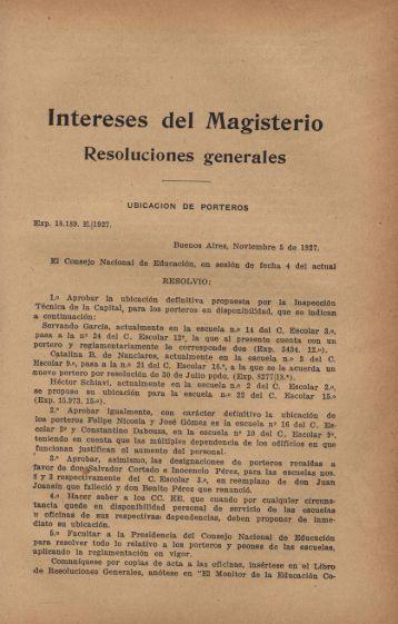 lntereses del Magisterio - Repositorio Institucional del Ministerio de ...
