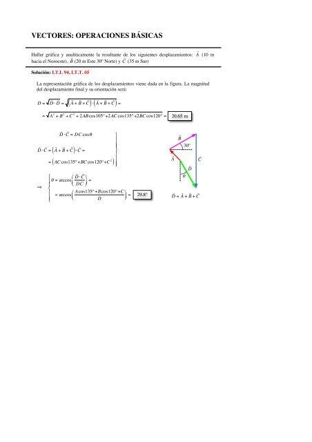9bc3f9362d0bb Operaciones básicas con vectores