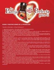 Bases LaParejaPerfectaPaths - Nescafé