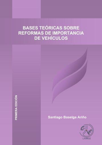 bases teóricas sobre reformas de importancia de vehículos