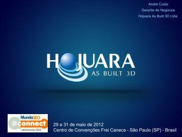 29 a 31 de maio de 2012 Centro de Convenções Frei Caneca - São ...
