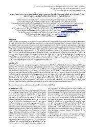 novos dados litoestratigráficos da formação são pedro e ... - ABEQUA