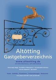N - Stadt Altötting