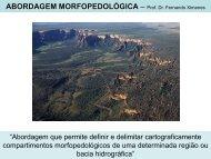 Abordagem Morfopelógica - LABOGEF