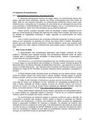 3.5 Aspectos Socioambientais - Banco do Nordeste