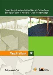 Manual de Humus Ciudad Saludable
