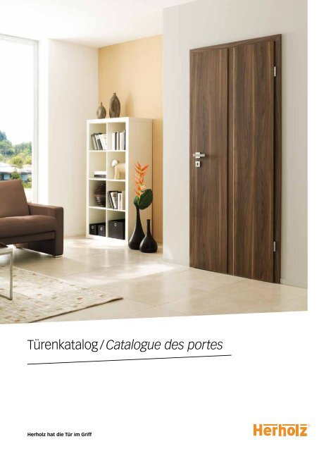 Turenkatalog Catalogue Des Portes