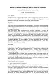 Os gastrópodos da Formação Pantanal - José Luiz Lorenz Silva