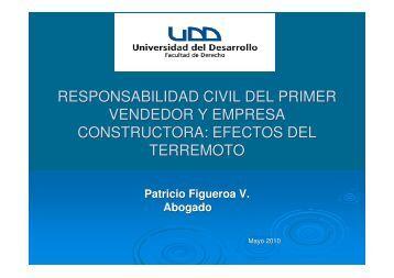 Presentación Patricio Figueroa-Seminario Caso Fortuito