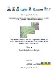 Hidrogeologia da Bacia Sedimentar do Urucuia - CPRM