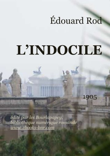 L'Égalité - Bibliothèque numérique romande