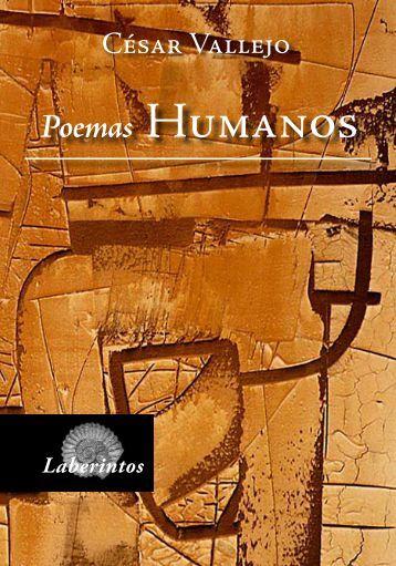 Vallejo Poemas humanos.indd - Páginas del Perú