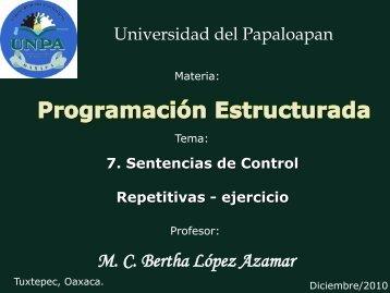 Contador de alumnos - UNPA