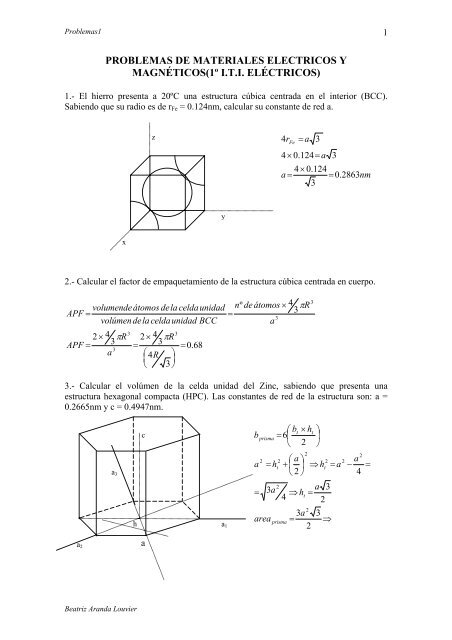 Problemas Temas Estructuras