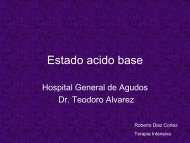 Estado acido base - IntraMed