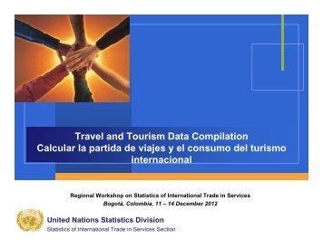 Viaje - United Nations Statistics Division