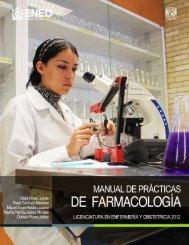 Prácticas de farmacología LEO - ENEO - UNAM