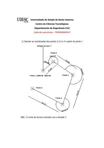 Exerc_cios_Poligonal.. - Udesc