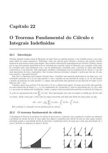 Capítulo 22 - Instituto de Matemática - UFRJ