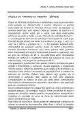 Cálculo do tamanho da amostra nas pesquisas em - Unicuritiba - Page 3
