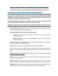 MANUAL DE LLENADO DE FORMATO DE ... - Conacyt