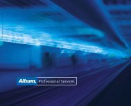 Our mission is to break down the barriers to innovation - Altium